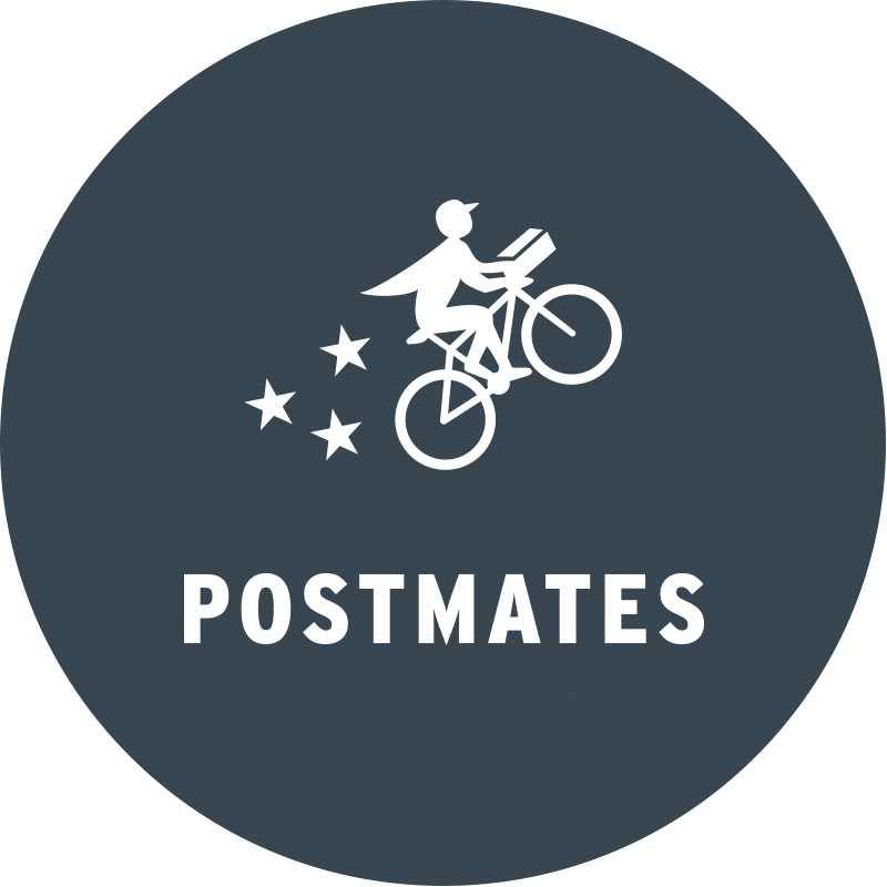 Order delivery from Postmates